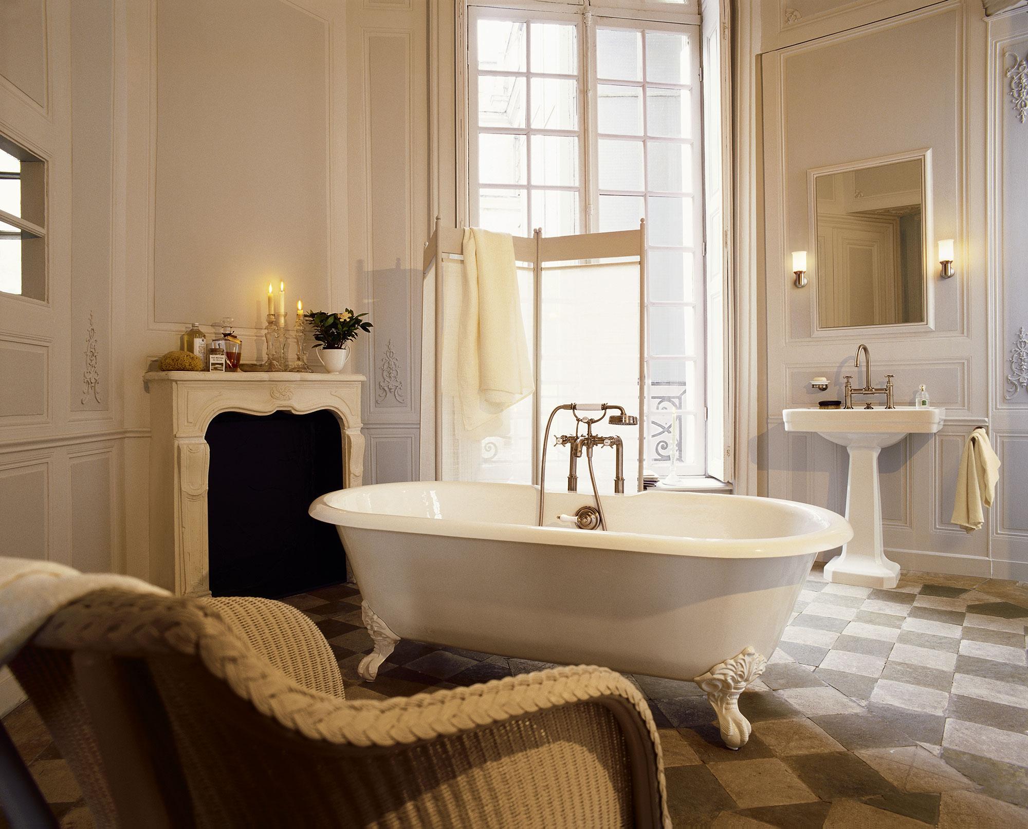 Classic Bathroom Designs Jezzabellas