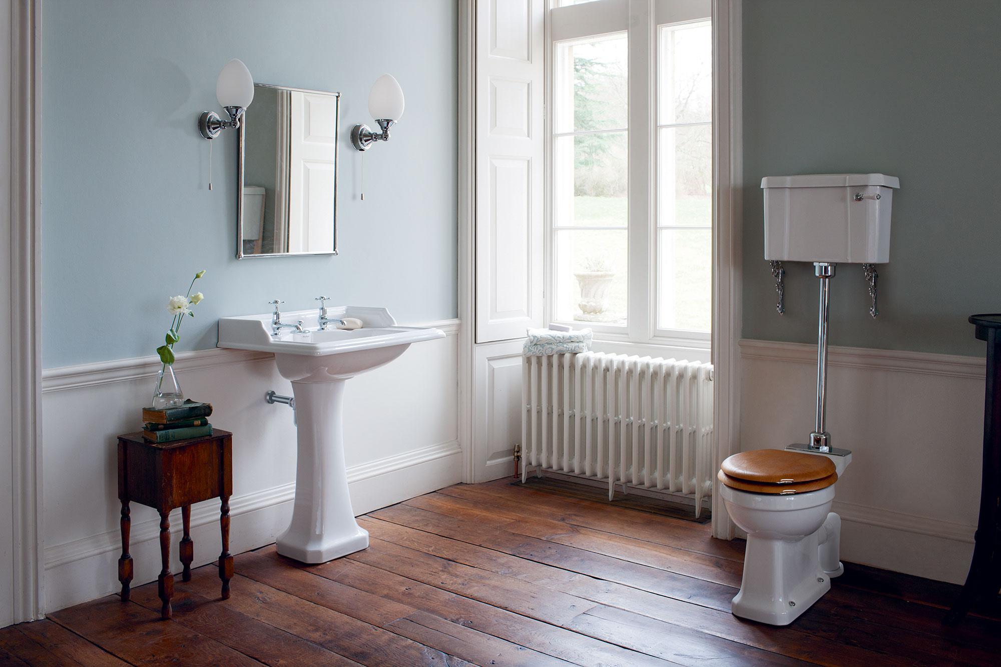 classic bathroom designs jezzabellas 6 burlington classic round invisible setting